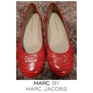 Red Marc by Marc Jacobs Flats